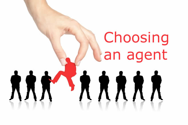 Choose the right real estate agent
