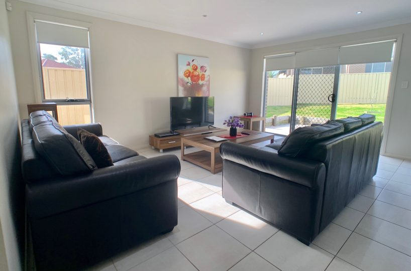 33 Boab Place, Casula - living room
