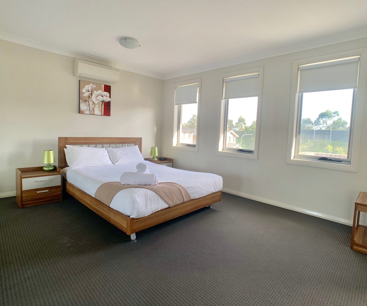 33 Boab Place, Casula - Master bedroom