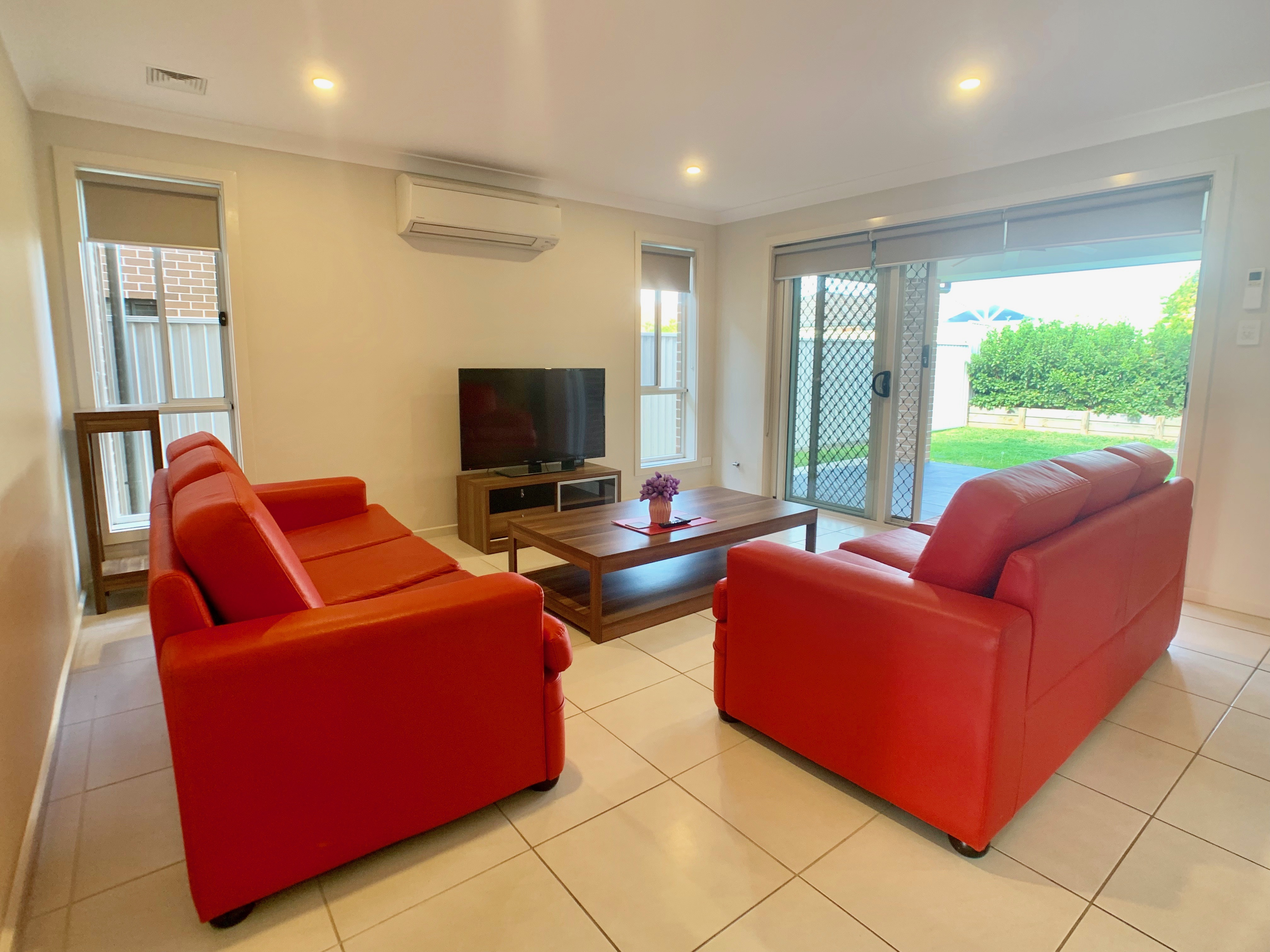 32 Alpine Place, Carnes Hill - Living Room