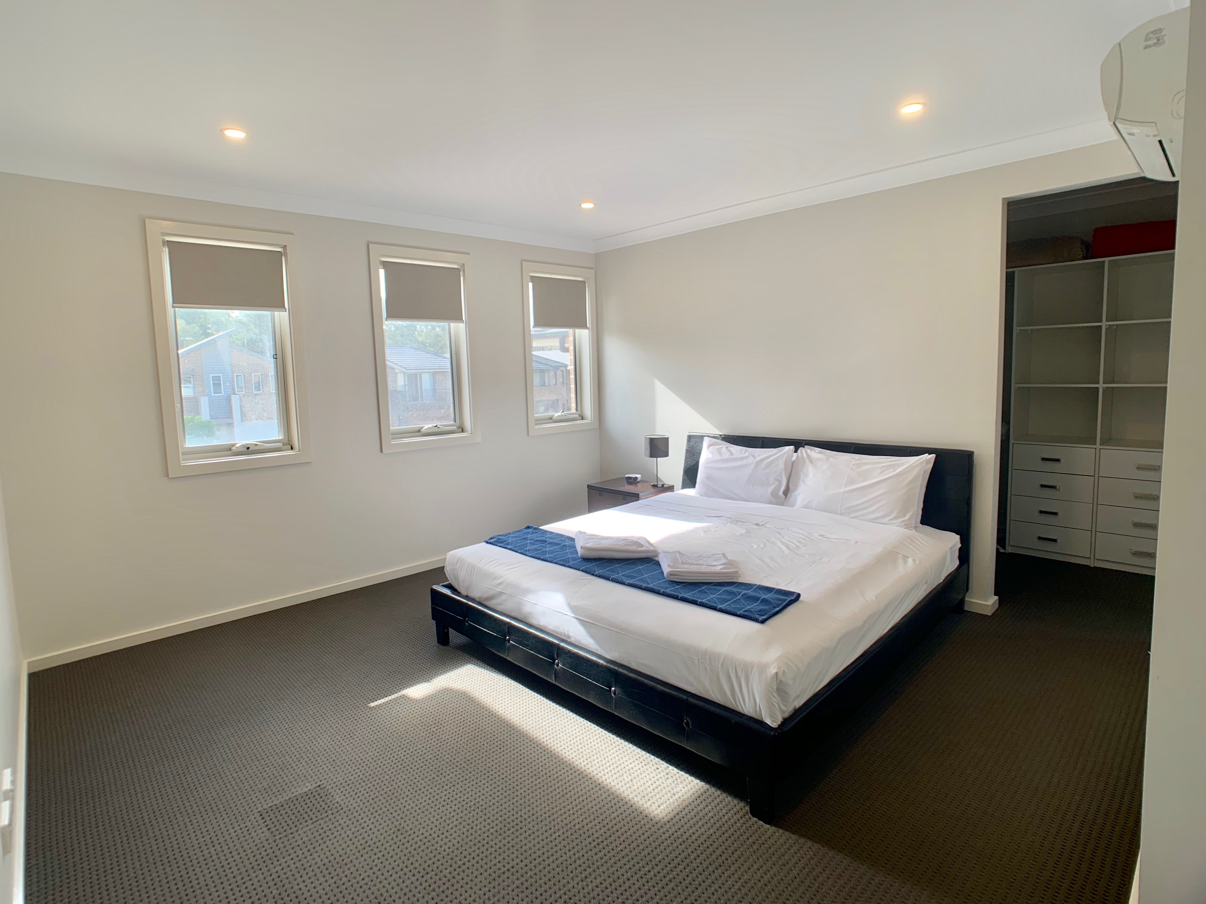 32 Alpine Place, Carnes Hill - Master Bedroom