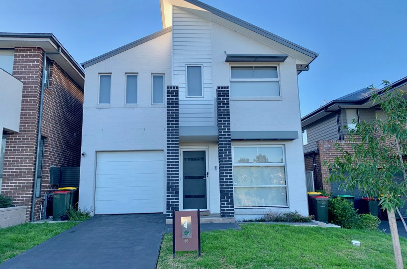 16 Hebe Terrace. Glenfield