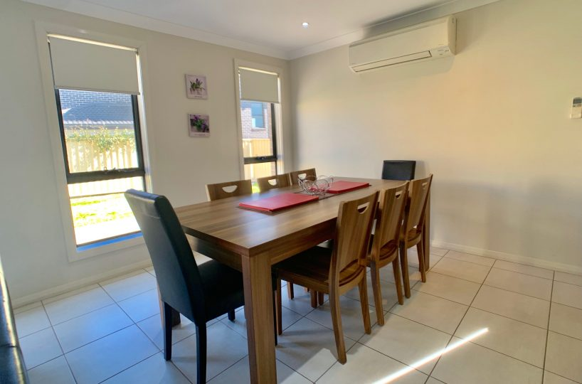 27 boab pl casula - dining