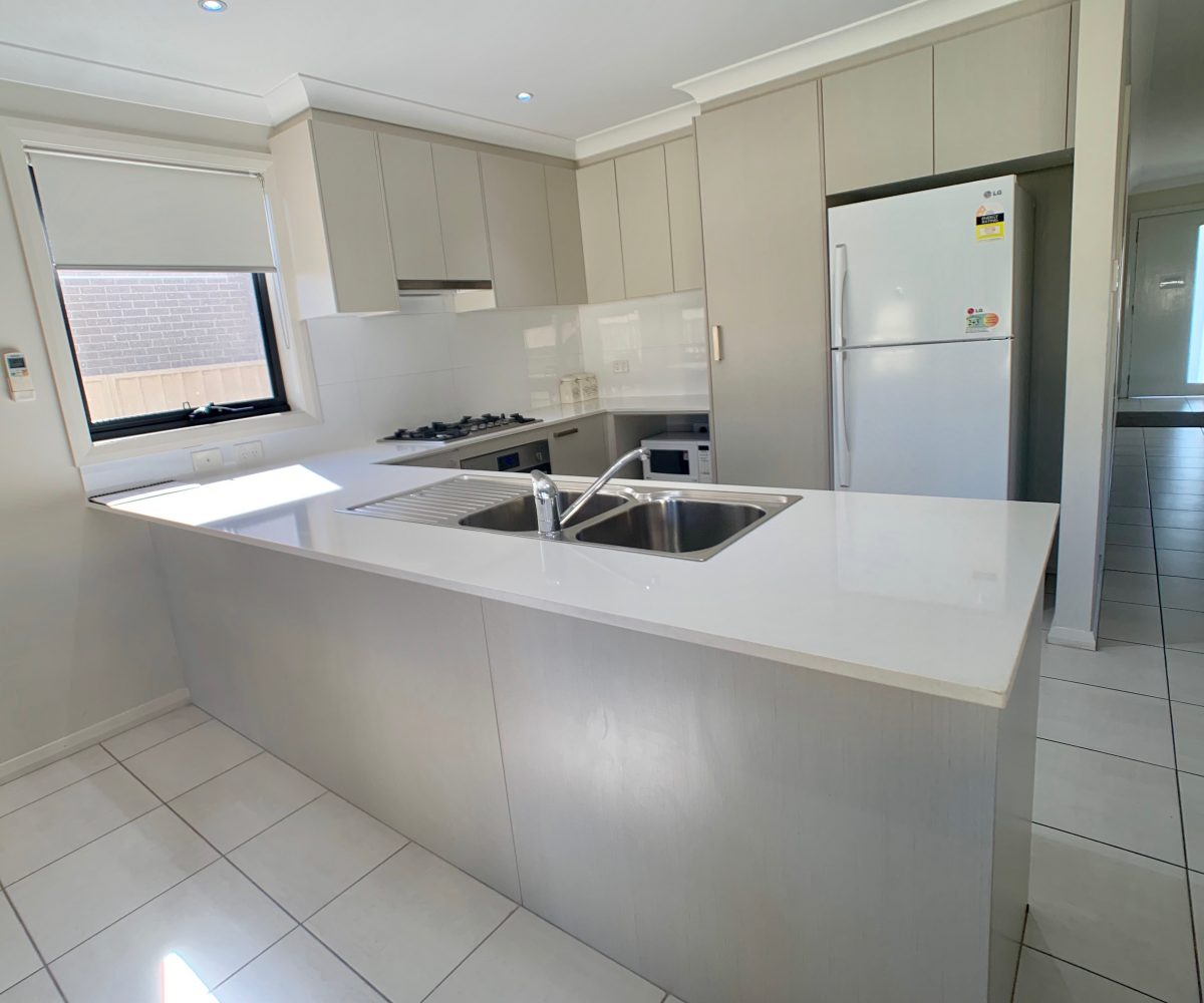 27 boab pl casula - kitchen