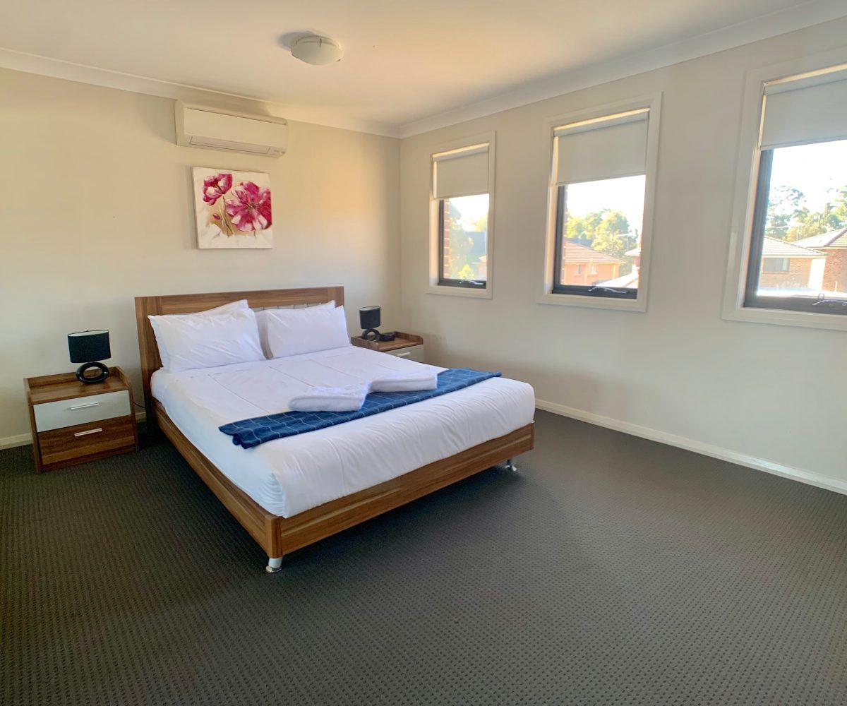 27 boab pl casula - master bedroom